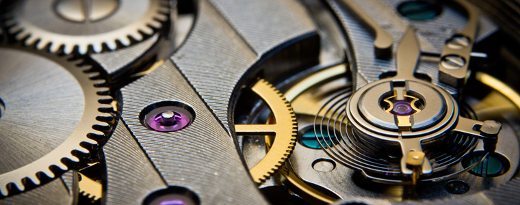 Clockwork Macro by Guy Sie - CCBYSA